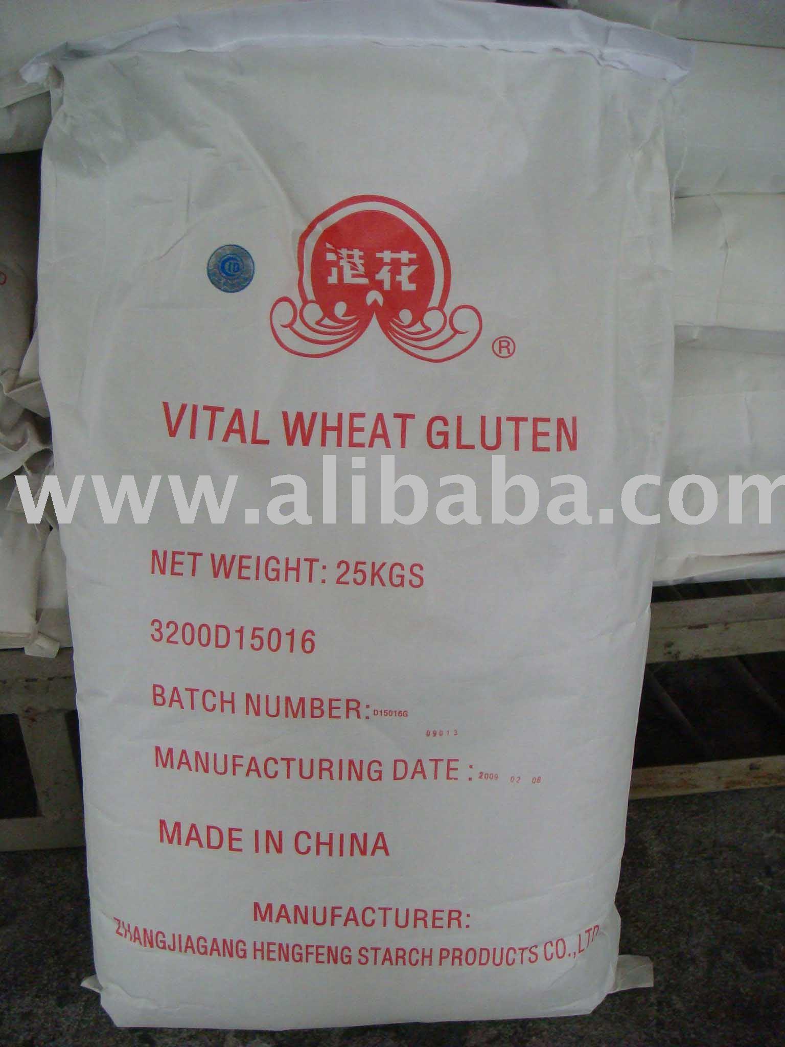 Vwg, Vital wheat gluten (Food Grade) products,China Vwg