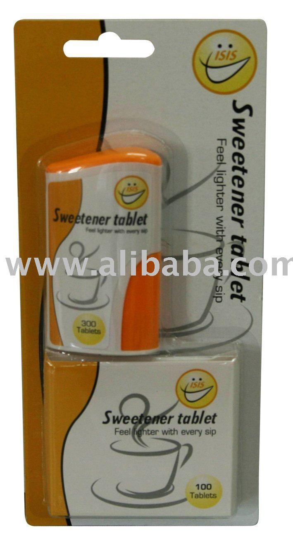 Sweetener  Table Top  Dispenser  300  Tablet s + refill 100  tablet s