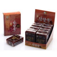 Chestnut & Red Bean Sweet Jelly