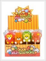 Sour Jelly Lollipop 23g