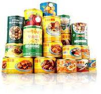 Canned Food and Vegetable
