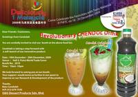 Cendol Concentrate Drink 2 in 1