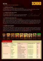 Schoko Cocoa & Chocolate for Retail