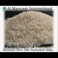 Basmati Rice 386 Perboiled