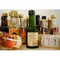 Alcoholic Beverages: Any Spirits, Beers, Wines, Liquors