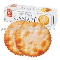 嘉頓水餅 Canape