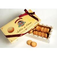 Biscuits - Sables au Citron