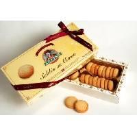 Biscuits - Sables au Citron