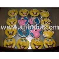 AsBisma Spongebob CupCakes