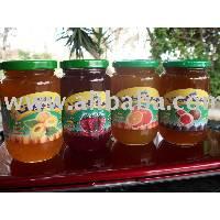 Fruigeta - Strawberry Jam,Fig Jam,Peach Jam,Orang Jam