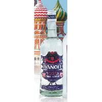 Vodka Ivanoff   (Bell shape bottles) 40% Alc. Vol. in 70cl bottles @ Euro 12.50 & 37.5