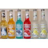 CARIBBEAN FREEZ ICE VODKA, 5,5% Alc. Vol. Sparkling in 275ml bottles