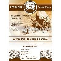 Rye flour type 720