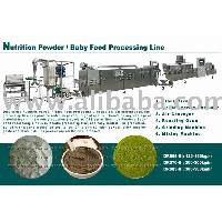 Nutrition Powder / Baby Food / Sesame Paste Processing Line