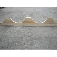 Round Product Transportation Dunnage Wood timber
