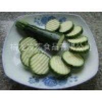 IQF Green Zucchini sliced