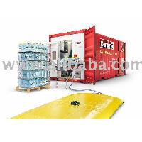 Mobile Water Bottling Plant