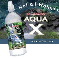 AquaX  Natural Artesian Water