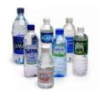 Mineral Spring Water In Bottle