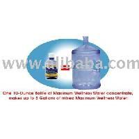 Maximum  Well ness  Water