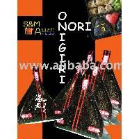 Onigiri Nori Seaweed Sheet