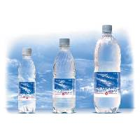 "Mineral Water From Russia ""crystal Cedar"""