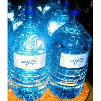 PET 5 gallon DISPOSAL bottles water