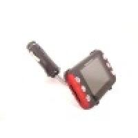 FM Modulator w/ MP3 Player, Card Slot,  USB   Port