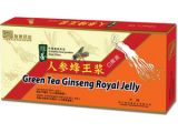 Ginseng Royal Jelly with Green Tea