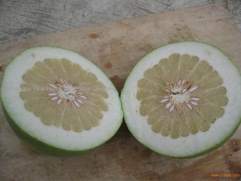 Chinese fresh pomelo