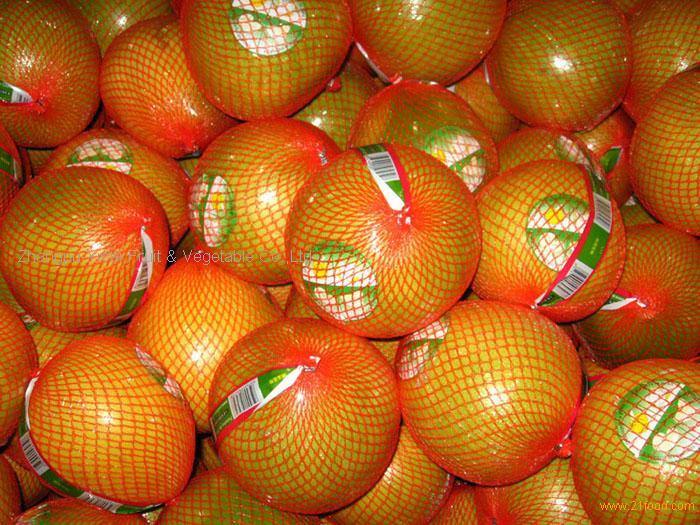 Fresh pomelo