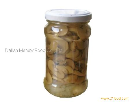 CANNED MARINATED CHAMPIGNONS SLICE 314ML