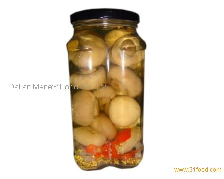 CANNED MARINATED CHAMPIGNONS WHOLE 880ML