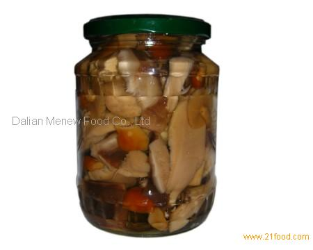 CANNED MARINATED MIXED MUSHROOM 720ML