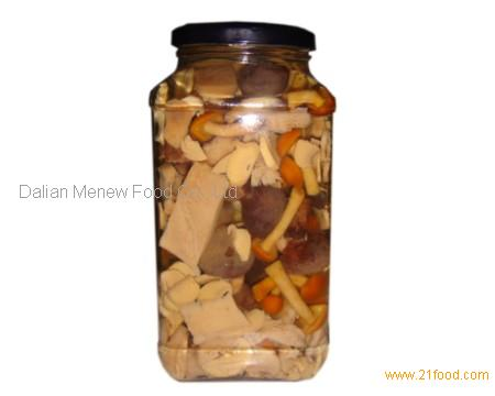 CANNED MIXED MUSHROOM 880ML