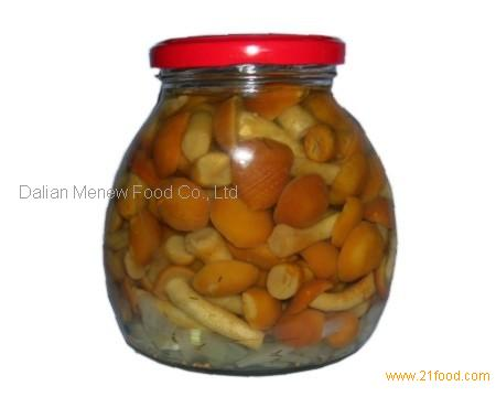 CANNED MARINATED NAMEKO 580ML