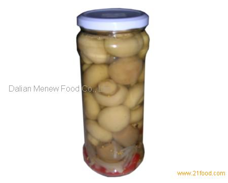 CANNED MARINATED CHAMPIGNONS WHOLE 580ML