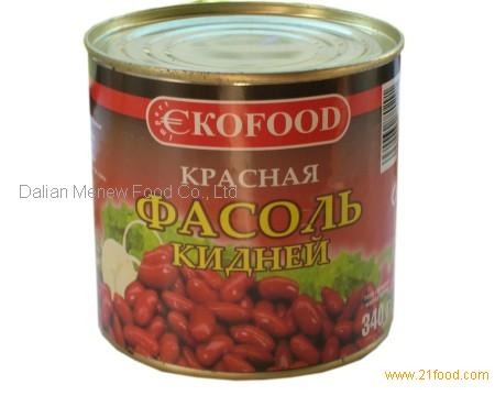 CANNED RED KIDNEY BEANS 425ML