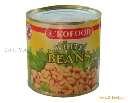 CANNED WHITE KIDNEY BEANS 425ML