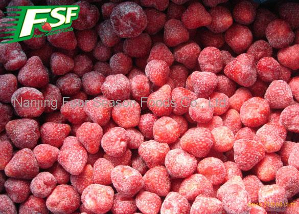 Новый урожай клубники IQF AM 13(Вкусная и свежая)