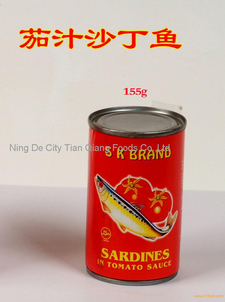 Sardines in tomato sause
