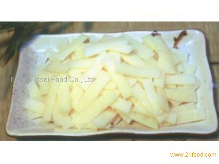 bamboo shoots thin strips, bamboo sprout