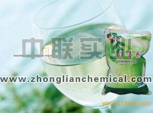 water puring tablet