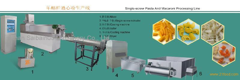 Pellet Chips Production Line/Chips Machine