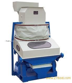 Rice destoner de-stoner and rice milling machinery rice polisher rice whitener
