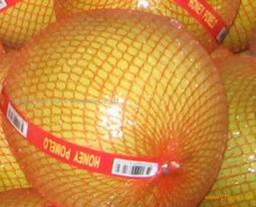 Honey fresh pomelo