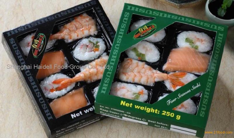 Frozen sushi on sale products china frozen sushi on sale for Frozen fish for sushi