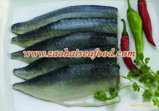 Mackerel fillets without any bone products china for Fish without bones