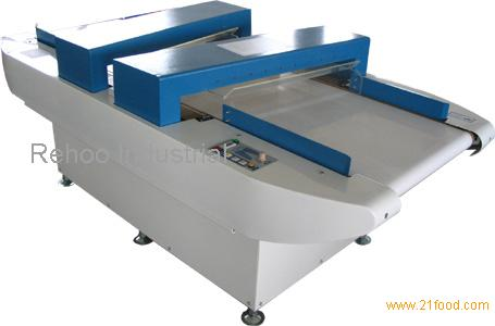 Automatic Belt Conveying Needle Detector NDC-AD (With Double Detection Head)