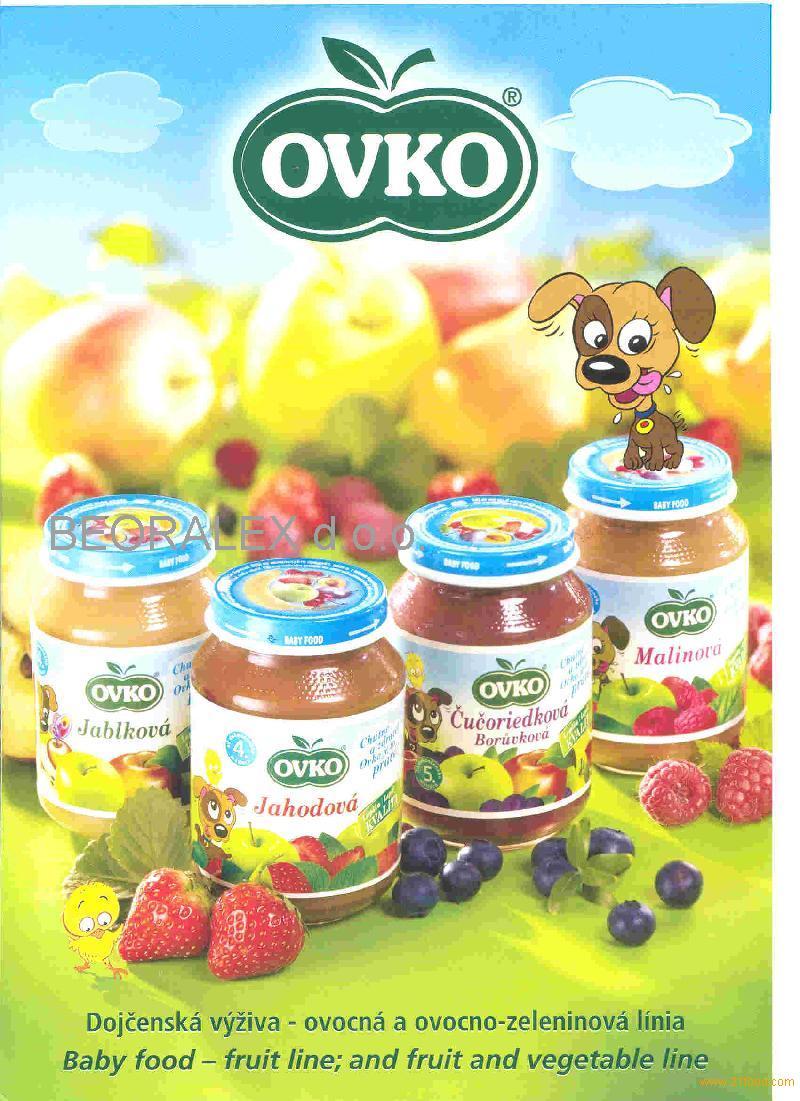 Baby Food In Jar Products Yugoslavia Baby Food In Jar Supplier
